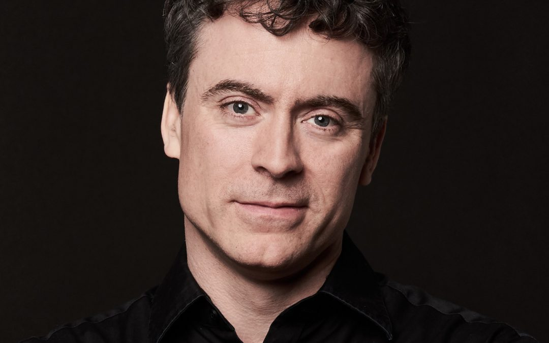 PAUL LEWIS JOINS 2022 CLIBURN COMPETITION JURY